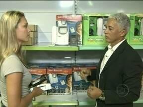 Ana Maria relembra reportagem sobre novas ferramentas de proteção do lar - Apresentadora reexibe matéria feita por Jaqueline Silva