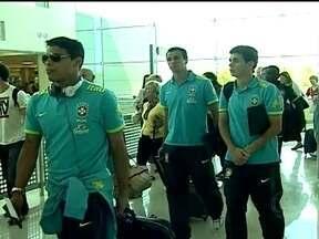 Brasil chega aos Estados Unidos para série de três amistosos - Seleção de Mano Menezes enfrenta time local, México e Argentina.