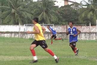 Maranhão aproveita folga de jogos para se preparar para a final do Campeonato Maranhense - Time atleticano inicia decide o título do Campeonato Maranhense contra o Sampaio