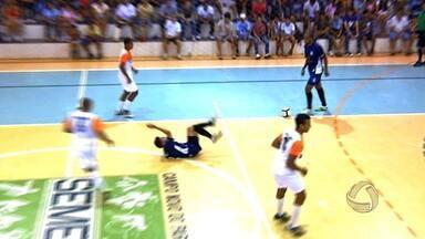Confira os jogos da rodada da Copa Centro América de Futsal em Campo Novo do Parecis - As partidas foram realizadas em três sedes, Tabaporã, Porto Estrela e Campo Novo do Parecis.