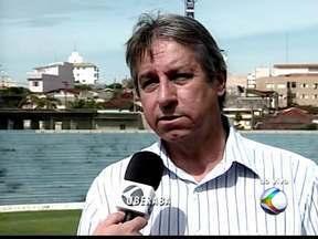 Presidente do Uberaba fala sobre a participação na Taça Minas - Luiz Humberto avalia se compensa participar da competição