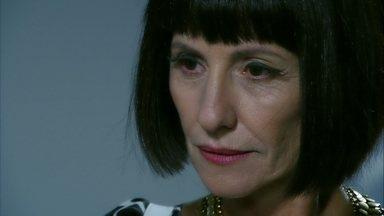 Amor Eterno Amor - Capítulo de segunda-feira, dia 28/05/2012, na íntegra - Melissa pergunta a Valéria se o filho que ela está esperando é de Rodrigo