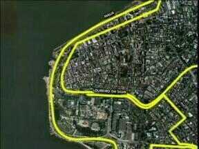 Maratona de Porto Alegre ocorre neste domingo - Veja o trajeto da prova.