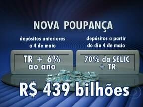 Copom anuncia nova taxa básica de juros da economia brasileira - O Comitê de Política Monetária anunciou nesta quarta-feira (30) oficialmente a redução da taxa para 8,5% ao ano. Isto aciona a nova regra da poupança, que vale para depósitos feitos a partir de 04/05/2012.