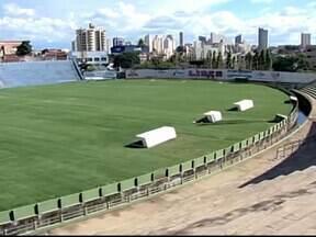 Estádio de Uberaba é aprovado para treinos durante a Copa de 2014 - Cidade fica disponível para escolha das seleções que disputarão o torneio