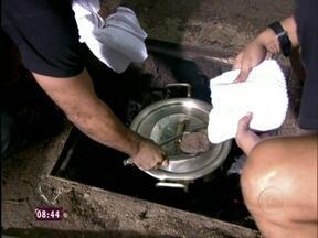 Ana Maria mostra como é o processo de preparação do bode no buraco - Inspirada na culinária de Cabaceiras, a apresentadora conta como o prato é preparado