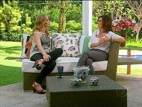 Prestes a estrear programa, Fátima fala sobre nova rotina - A relação da apresentadora com o marido também mudou