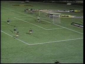 Confira o gol da partida Grêmio 0x1 Paraná pela Copa do Brasil de 1992 - Serginho foi o autor do gol paranaense.