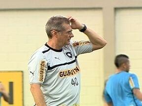 Botafogo é o time das viradas, no Brasileirão - Clima de negociações esquenta os bastidores do clube.