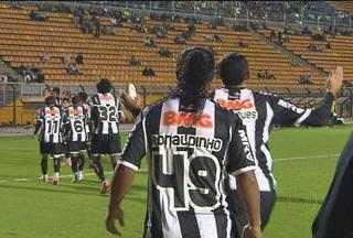 Ronaldinho estreia com a camisa do Galo em solo mineiro nos embalos de sábado a noite - R49 fará sua primeira partida em Belo Horizonte após sua chegada ao Atlético-MG neste sábado, às 21h, no Estádio Independência.