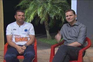 Confira a entrevista exclusiva de Celso Roth a Bob Faria - Treinador falou sobre as chances do Cruzeiro no Campeonato Brasileiro, sobre os testes na equipe e sobre a ausência de Fábio na Seleção Brasileira.
