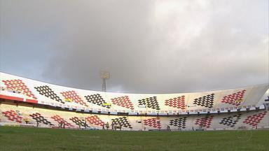 Santa Cruz há 40 dias sem jogar oficialmente - O último foi a final do Pernambucano contra o Sport