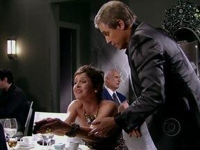 Edson Celulari, Drica Moraes e Louise Cardoso visitaram A Grande Família - Confira tudo o que rolou nos bastidores das gravações deste episódio