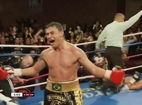 Pugilista Acelino Popó Freitas vai lutar novamente contra Michel Oliveira - Inicialmente a luta está marcada para novembro, em São Paulo, mas o boxeador baiano que trazerpara o Estádio de Pituaçu.