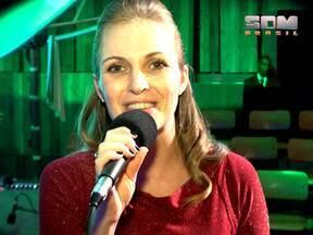 Meg Stock participa do Som Brasil - A cantora comenta sobre a sua participação no programa que tem o Clube da Esquina com homenageado do mês