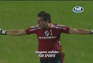 América-MG é eliminado da Libertadores sub-20 - Depois de empate por 0 a 0 no tempo normal, time mineiro é eliminado, nos pênaltis, pelo River Plate-ARG.