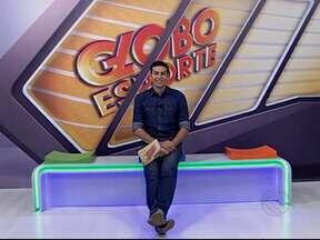 Globo Esporte - Tv Integração - 27/06/2012 - Veja as notícias do esporte do programa regional da Tv Integração