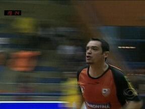 ACBF vence o Boca no mundial de clubes de futsal - Equipe de Carlos Barbosa disputa o bicampeonato em casa.