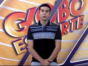 Globo Esporte - Tv Integração - 29/06/2012 - globo esporte, globoesporte minas, globo esporte triângulo mineiro, tv integração