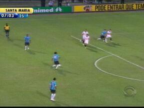 Grêmio perde em casa para o Atlético-MG - Gol da partida foi marcado por Jô, ex-Inter.
