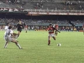 Meu primeiro Fla-Flu: Marcius Melhem relembra a conquista do Estadual de 1991 - Com gols de Uidemar, Gaúcho, Zinho e Junior, Rubro-Negro faturou o Carioca.