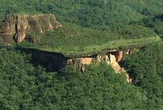Conheça o canion do Parque Estadual das nascentes do Taquari - Conheça o canion do Parque Estadual das nascentes do Taquari