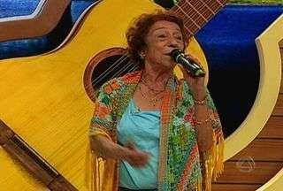 Confira os sucessos da cantora Delinha - Confira os sucessos da cantora Delinha