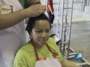 Salão Cosmética é realizado em Salvador neste fim de semana - Tem alisamento de cabelo para crianças e grávidas, botox para cabelos e até esmalte que não descasca e não perde o brilho.