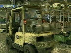 Empresários do setor metalúrgico da Serra Gaúcha reclamam de aumento de impostos - Maiores custos de produção prejudicam negócios este ano.