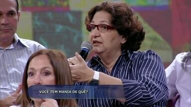 Presidente da associação de psiquiatria do Rio de Janeiro diz quando mania vira doença - Fátima Vasconcellos esclarece as formas de identificar quando uma mania passa a ser um transtorno obsessivo compulsivo, o TOC