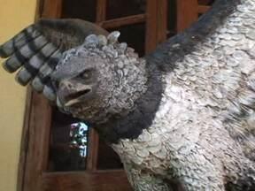 Artista plástico de Taguatinga é reconhecido até fora do Brasil - Um artista plástico de Taguatinga conquistou Brasília e o mundo com obras inspiradas na fauna do cerrado. Com obras em argila, parte de seu trabalho retrata animais extintos e os que estão desaparecendo.