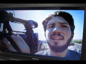 Repórter conta os bastidores da reportagem sobre o fim de Gramacho - Felipe Bentivegna conta como produziu e gravou a reportagem sobre o fechamento do maior aterro sanitário da América Latina.