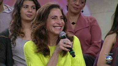 Ângela Vieira e Totia Meireles contam como se comportaram com a chegada da meia idade - Atrizes encararam os 50 anos de forma diferente