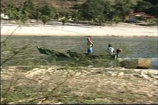Pescadores encontram corpo de desaparecido em lagoa, no ES - Vitima estava pescando com amigo e desapareceu no sábado (4). Homem teria se afogado na lagoa Jesuína, em Rio Bananal.