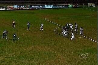 Com invencibilidade de 10 jogos, Goiás se prepara para enfrentar o Boa - Equipe esmeraldina venceu o Ipatinga na última sexta-feira (3) e pretende manter a boa fase no Brasileiro Série B. Em terceiro lugar, time tem 64,4% de aproveitamento na competição.