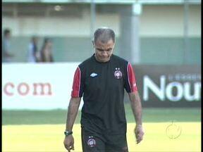 Jorginho não resiste a mais uma derrota e deixa o Atlético - Direção dispensa treinador depois de nove jogos