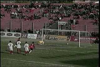 Inter de Santa Maria perdeu a primeira partida pela copa Hélio Dourado - Estreia foi fora de casa no fim de semana