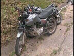 Mais um acidente com morte no Contorno Norte - Um rapaz de 17 anos que estava numa moto morreu.