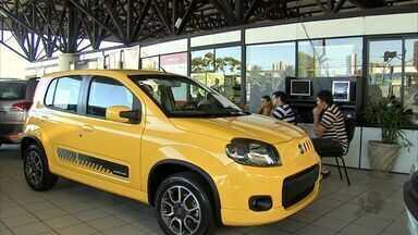 Redução de IPI aquece venda de carros no Ceará - Redução do imposto ocorre em todo o país.