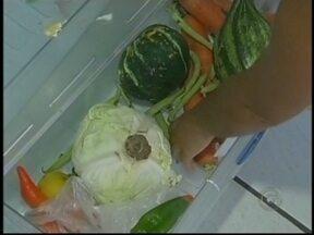 Greve de caminhoneiros afeta o preço do hortifruti na região de Marília - A chuva em excesso em junho já tinha afetado o preço das verduras, especialmente, do tomate. Agora a greve dos caminhoneiros em todo país provocou novo aumento.