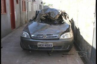 Graves acidentes de trânsito marcam o fim de semana em João Lisboa - Dois homens morreram atropelados por carro conduzido por homem embriagado. Motorista fica gravemente ferido após acidente com caminhão na rodovia Pedro Neiva de Santana.