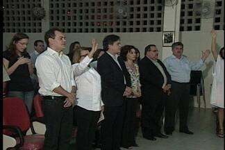 Missa de 30 dias pela morte do ex-governador da Paraíba, Ronaldo Cunha Lima - Celebração foi na Comunidade Maná, em João Pessoa.
