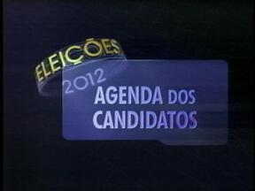 Confira a agenda dos candidatos a prefeito em Erechim nesta segunda-feira - Os compromissos dos dois candidatos que concorrem às eleições deste ano.