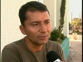 Padre é agredido em frente a igreja em Maringá - Adolescente teria batido no padre porque não teria gostado de uma reclamação do sacerdote dele andar de carro em cima da calçada
