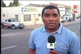 Dupla assalta agência dos Correios em Cariraçu, no Ceará - Ninguém foi preso.