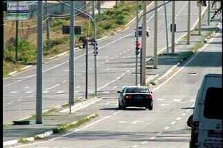 Semáforos de Juazeiro do Norte apresentam problemas e confudem motoristas - CETV já mostrou várias vezes problemas nos semáforos.
