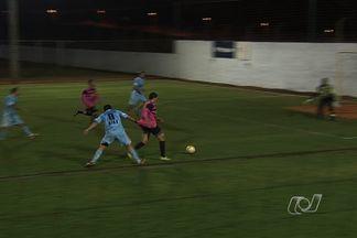 Definidos os semifinalistas da Copa O Popular - Torneio de futebol society está na fase final. Meia Fabinho, ex-Atlético, disputa torneio, mas segue de olho no futebol profissional.