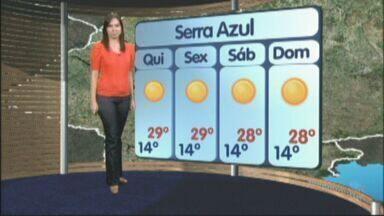Previsão do tempo - 8/8/2012 - Ribeirão Preto e região - Confira como fica o tempo nesta quarta-feira (8).