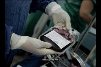 Cordão umbilical de recém-nascido ajuda irmão mais velho no Pará - Sangue de cordão umbilical de bebê pode salvar vida de irmão mais velho