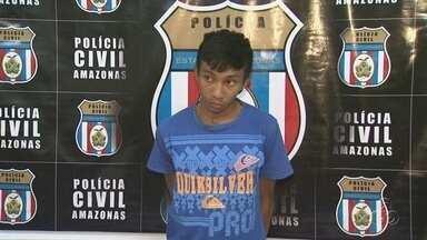 Quarto suspeito de envolvimento em caso de PM baleado é preso, no AM - O quarto suspeito de participar de uma tentativa de assalto à uma padaria localizada na Zona Centro-Oeste de Manaus, que deixou o coronel da Polícia Militar (PM), Luiz Gonzaga Júnior ferido, na noite do último sábado (4), foi preso.